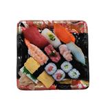 2種の海老が嬉しい味わい握り寿司 30貫(わさびあり)【土日のみ配送】
