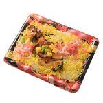 具だくさんの彩りちらし寿司一人前【日月火配送なし】