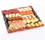 【6/10~6/16お届け】 北海道産ほたてが嬉しい味わい握り寿司 40貫(わさびなし