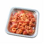 牛肉ばら味付カルビ焼用(解凍)原料肉 アメリカ 200g(100gあたり(本体)128円)