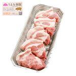 トップバリュ うまみ和豚 かたロース 切れてるトンテキ用(国産)180g(100gあたり(本体)248円)1パック