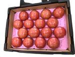 【予約4/17~4/20お届け】岐阜県産 トマト大玉箱(3L規格 16個入り)1箱
