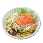トップバリュ 1/2日分の国産野菜タンメン