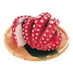 原料原産地 モーリタニア 蒸しだこ(真蛸)たこぶつ刺身用 100g(100gあたり(本体)378円)1パック