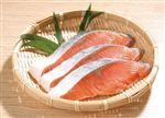 原料原産地 チリ 塩銀鮭 甘塩味 1切(冷凍)(12時からの配送となります)