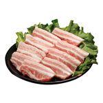 トップバリュ うまみ和豚 ばら焼肉用(国産)130g(100gあたり(本体)258円)