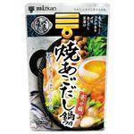 ミツカン 〆まで美味しい 焼あごだし鍋つゆ ストレート 750g