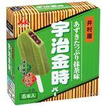 井村屋 BOX宇治金時バー 60ml×6
