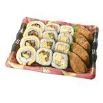 【ごちそう予約】【4日後以降の配送】 伊達巻入り盛合せ寿司 1パック【M0023】