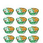 【特別予約商品】【11月27日~29日配送】【ケース販売】マルちゃん 緑のたぬきそば 101g×12個入