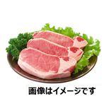 アメリカ産 豚肉ロースとんかつ・ソテー用 5枚・500g(100gあたり(本体)138円)1パック