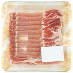 国産 豚肉ロース超うす切り 250g(100gあたり(本体)228円)1パック