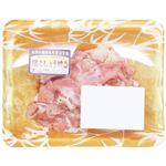 国産若どりはらみ味付焼肉用(塩こしょう)100g(100gあたり(本体)198円)1パック