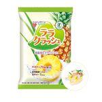 マンナンライフ 蒟蒻畑ララクラッシュ パイナップル 8個(特定保健用食品)