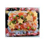 【7/22-7/25の配送に限る】 食べごたえ抜群の6種海鮮のばらちらし 1パック※12時以降のお届けになります。