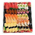 北海道産ほたてが嬉しい味わい握り寿司 20貫(わさび抜き)1パック  (火曜日の販売はございません)