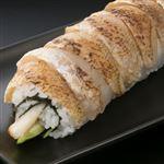 【予約】【11/6の配送に限る】 魚屋の鮨 炙りのどぐろ巻鮨 ハーフ