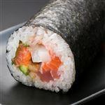 【予約】【11/6の配送に限る】 魚屋の鮨 海鮮五福巻き ハーフ
