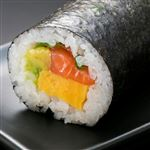 【予約】【11/6の配送に限る】 魚屋の鮨 魚屋の海鮮サラダ巻き 1本