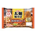 日清 太麺焼そば 濃厚甘口ソース 2人前 150g×2