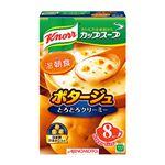 味の素 クノール カップスープ ポタージュ 8袋入