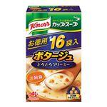 味の素 クノール カップスープ ポタージュ 16袋入 272.0g