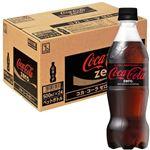 【予約商品】【10月1日・10月2日の配送】 【ケース販売】コカ・コーラ コカ・コーラゼロ 500ml×24 ※お一人さま5点限り