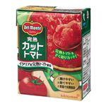 キッコーマン デルモンテ 完熟カットトマト 388g