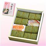 【予約】【3/27(土)配送】【20時までの配送限定】春限定 柿の葉寿司