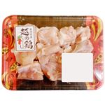越の鶏 もも肉角切り(新潟県産)240g(100gあたり(本体)166円)