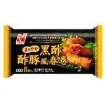 ニチレイ 黒酢酢豚風春巻 6個入