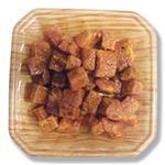 豚肉かたロース味付ひとくちステーキ用(にんにく黒胡椒味)240g(100gあたり(本体)141円)(原料肉:アメリカ産)1パック