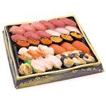 【予約商品】【12/31(火)配送】本まぐろが自慢の握り寿司 30貫 1パック