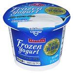 トップバリュ Frozen yogurt フローズンヨーグルト 100ml 【冷凍】