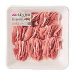 ・トップバリュ うまみ和豚 国産豚肉かたロース切りおとし 200g(100gあたり(本体)240円)
