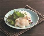 ・【原料原産地:北海道】ワイエスフーズ するめいかそうめん【冷凍・生食用】2枚入(65g)