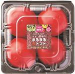 ・埼玉県産 イオン農場のまるまる赤トマト Sサイズ 4個入 1パック
