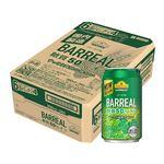 【ケース販売】トップバリュベストプライス バーリアル糖質50%OFF 350ml×24