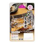 ・トップバリュ【原料原産地:いわし(青森県)】いわしの生姜煮 4切