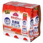 トップバリュ M-1配合乳酸菌ドリンク 低糖質 ボール販売 100ml×6