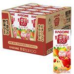・【ケース販売】 カゴメ 野菜生活100 アップルサラダ 200ml×12本