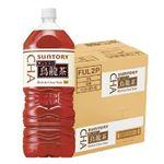 ・【ケース販売】サントリーフーズ サントリーウーロン茶  2L×6