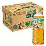 ・【ケース販売】サントリーフーズ GREEN DA・KA・RAやさしい麦茶  650ml×24