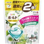 P&G ボールド ジェルボール 3D グリーンガーデン&ミュゲの香り 詰替用 超特大サイズ 30個