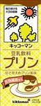 ・キッコーマン 豆乳飲料 プリン 200ml