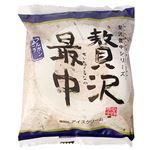 第一食品 贅沢最中ブルボンバニラ 120ml 【冷凍】