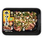 牛肉ばら味付焼肉用(7種の果物入り)(原料肉/アメリカ産)220g(100gあたり(本体)181円)