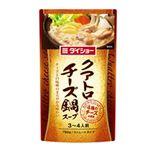 ダイショー クワトロチーズ鍋スープ 750g1パック