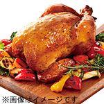 【予約】【12/23(木)~25(土)の配送】ローストホールチキン(ハーブ&ソルト)原料肉/国産 1羽(750g)