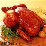 【予約】【12/23(木)~25(土)の配送】ローストホールチキン(照り焼き)原料肉/国産 1羽(750g)